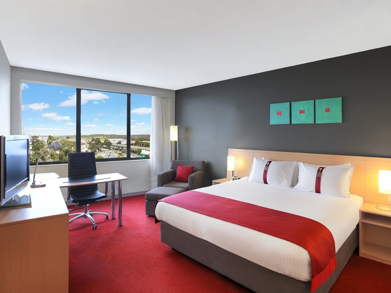 Holiday Inn Melbourne Airport Kameraanzicht