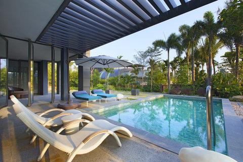 The Westin Sanya Haitang Bay Resort - Luxury Villa Garden Private Pool