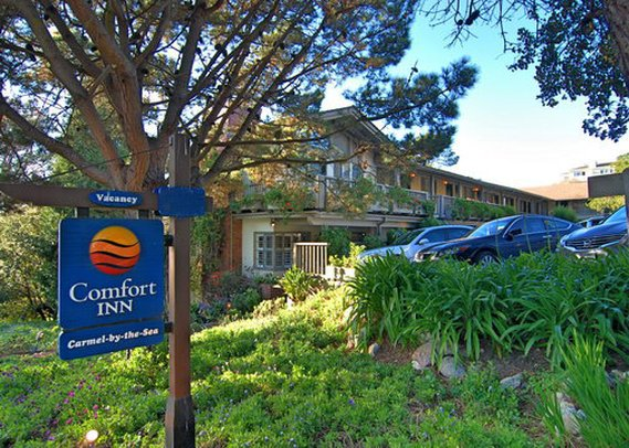 Comfort Inn-Carmel By The Sea - Carmel by the Sea, CA