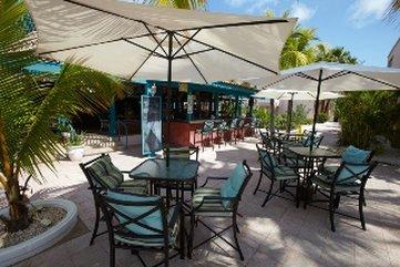 Caribbean Palm Village Resort - Sweet Peppers Bar Restaurantviewoutside