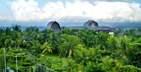 Jayakarta Lombok - View