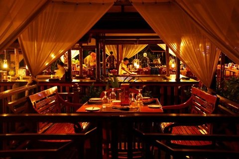 Jayakarta Lombok - Restaurant