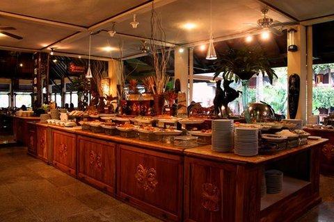 Jayakarta Lombok - Buffet Spread