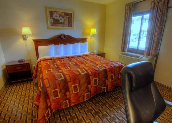 Days Inn Danvers-Boston Salem Pokoj