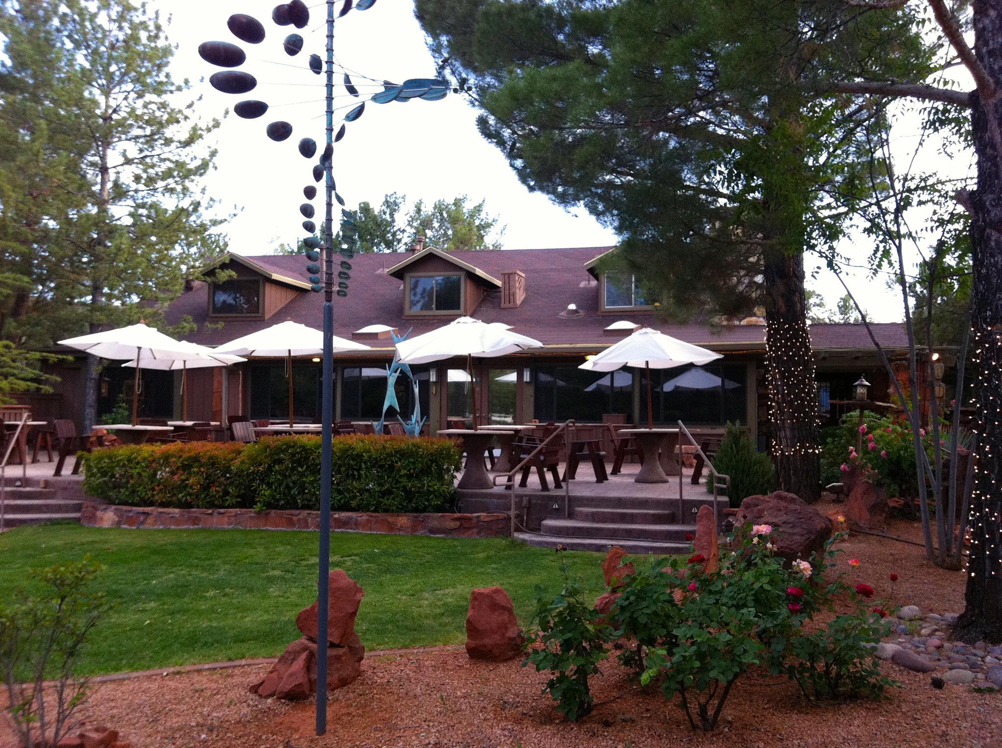 Lodge at Sedona-A Luxury B & B Inn