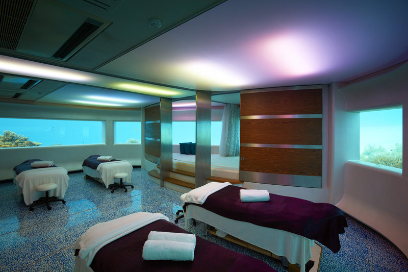 Huvafen Fushi Resort & Spa Strefa wellness