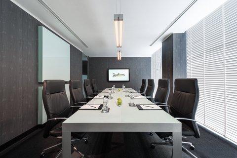 أجنحة راديسون بانكوك سوخومفيت - Meeting Room