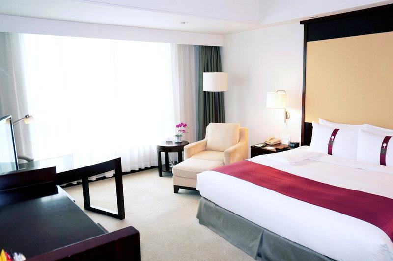 Holiday Inn Shifu Guangzhou Vista do quarto