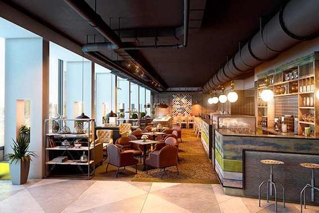 Scandic Klara Ресторанно-буфетное обслуживание