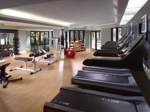 Hilton Oceanfront Resort Hilton Head Island - Fitness Center