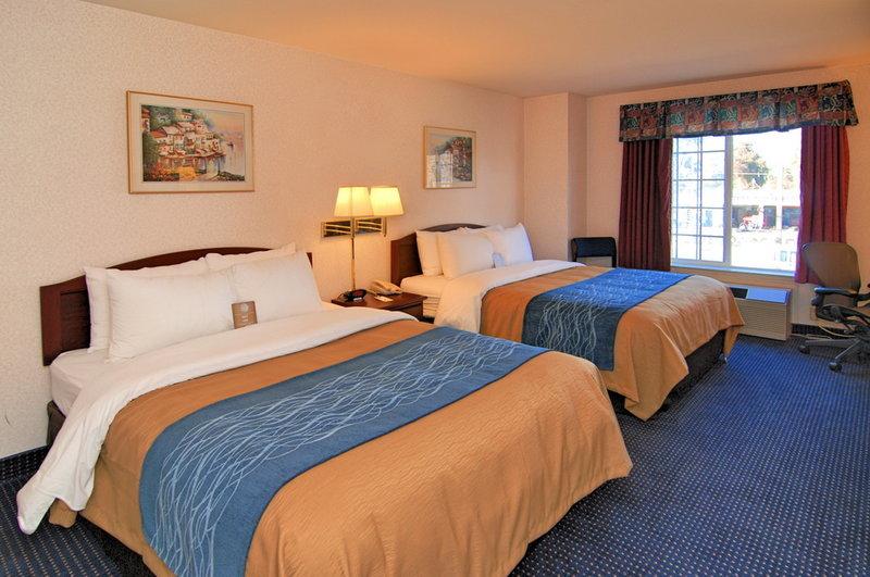 Comfort Inn - Fresno, CA