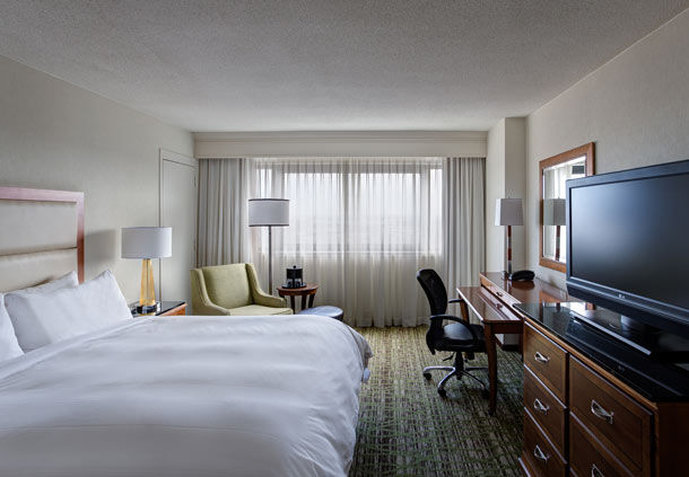 Marriott Boston Copley Place Chambre