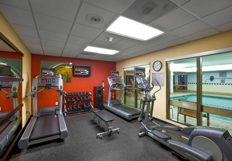 Courtyard Baton Rouge Siegen Lane Fitness Club