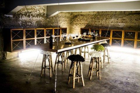 Hotel Palacio Astoreca - Wine Cellar