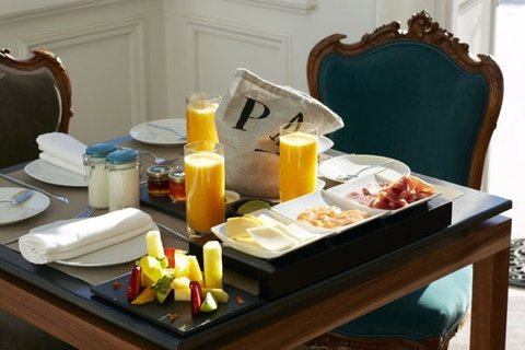 Hotel Palacio Astoreca - Breakfast at Palacio Astoreca