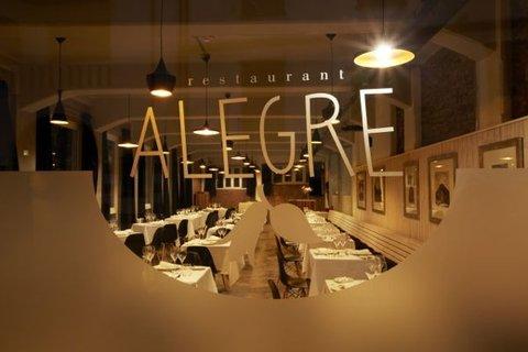 Hotel Palacio Astoreca - Restaurant Allegre