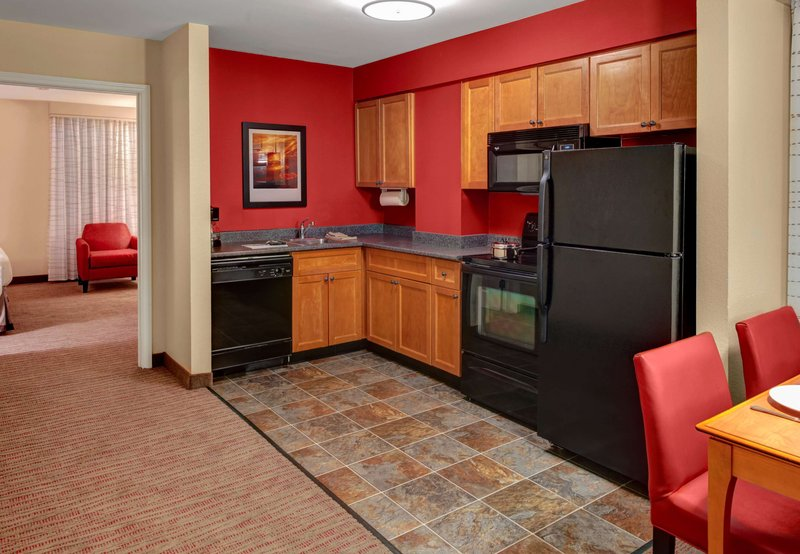 Residence Inn Atlanta Midtown/Peachtree at 17th 客房视图