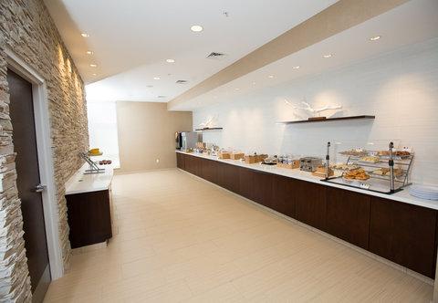 SpringHill Suites Bloomington - Breakfast Buffet