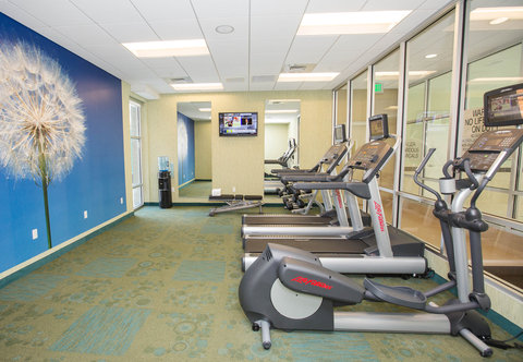 SpringHill Suites Bloomington - Fitness Center