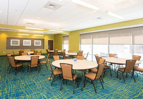 SpringHill Suites Bloomington - Meeting Room