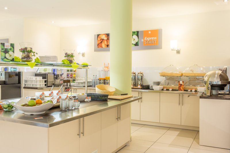 Holiday Inn Express Neunkirchen Gastronomie