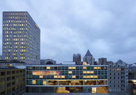 citizenM Rotterdam - Exterior