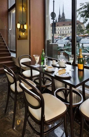 Hotel Grandezza - caffee bar