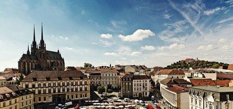 Hotel Grandezza - city view