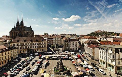 Hotel Grandezza - square view