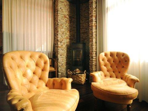 Hotel Domo - Living room