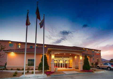 TownePlace Suites El Paso Airport - Exterior