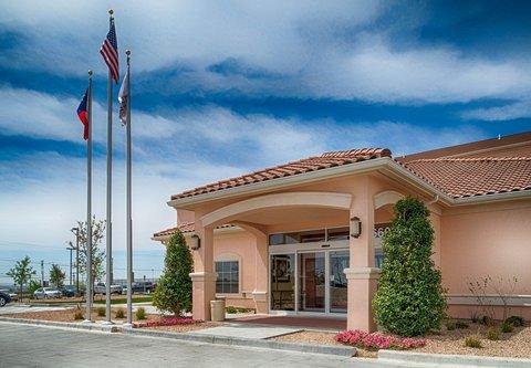 TownePlace Suites El Paso Airport - Entrance