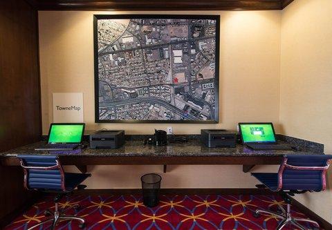 TownePlace Suites El Paso Airport - Business Center