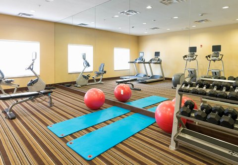 TownePlace Suites El Paso Airport - Fitness Center