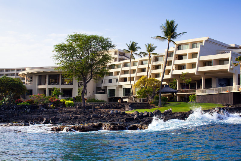 Sheraton Keauhou Bay Resort & Spa Вид снаружи