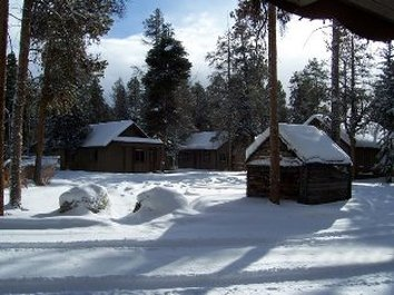 Daven Haven Lodge and Cabins - Cabins W