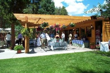 Daven Haven Lodge and Cabins - Patio