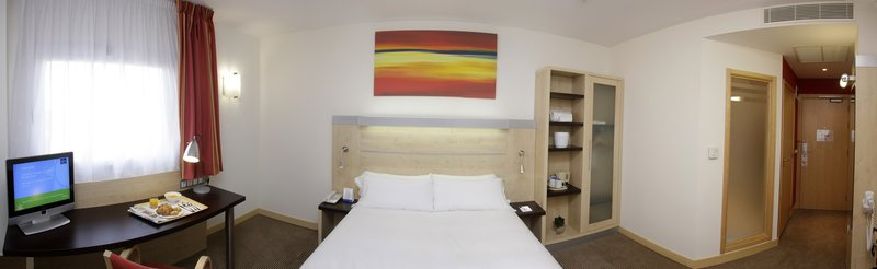 Holiday Inn Express Malaga Airport Zimmeransicht