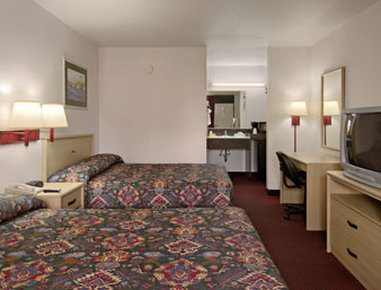 Knights Inn Corpus Christi North - Standard Two Double Bed Room