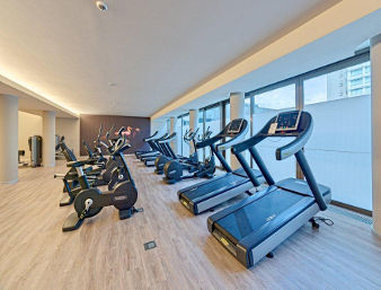 Ramada Bucharest Parc - Fitness Center