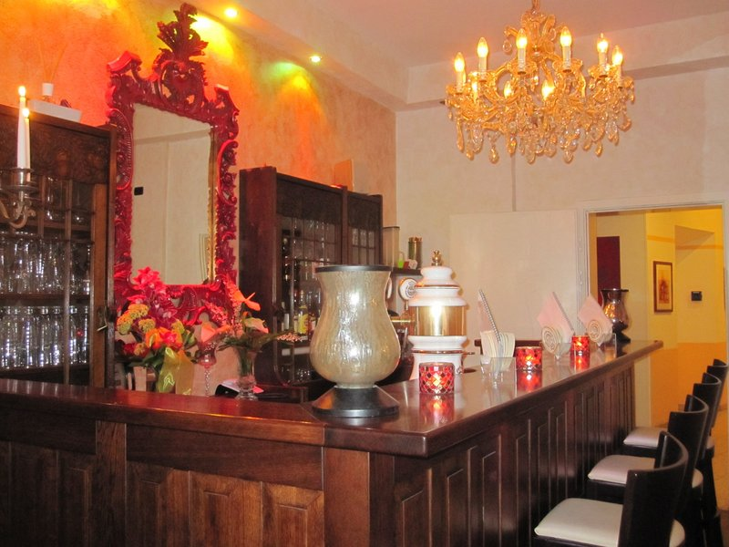 Hotel Martens Bar/Lounge