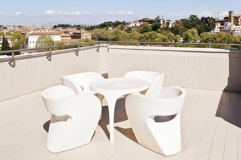 Worldhotel Ripa Roma Set udefra