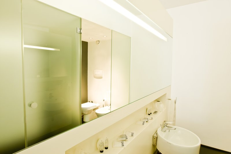 Worldhotel Ripa Roma Billede af værelser