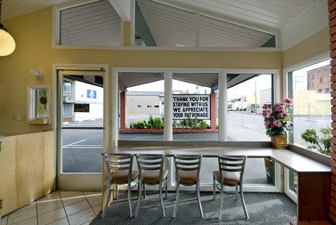 Americas Best Value Inn and Suites Eureka - Breakfast Area