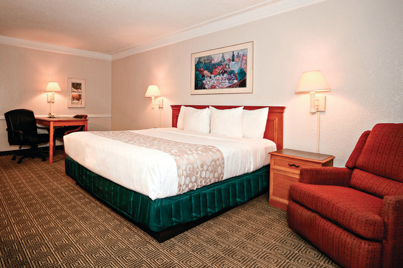 La Quinta Inn Little Rock West Zimmeransicht