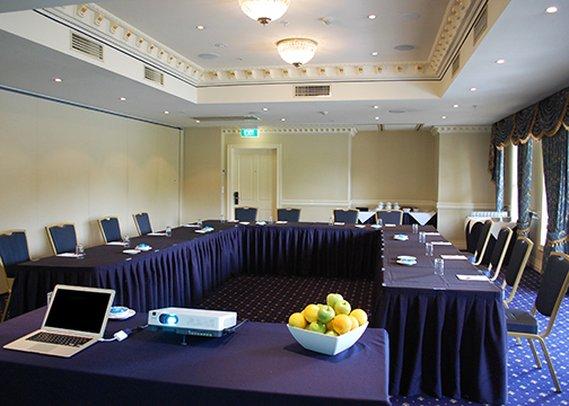Clarion Hotel On Canterbury Sala de conferências