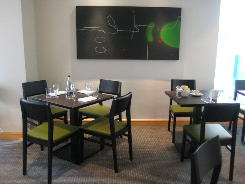Holiday Inn London-Regent´s Park Baari/lounge