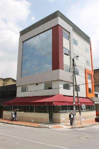 Sheridan Bogota - Exterior
