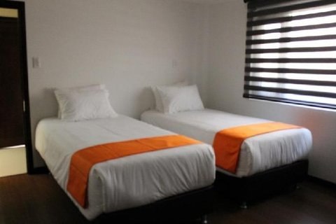 Sheridan Bogota - Guest Room