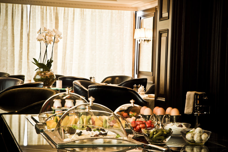 Intercontinental Le Vendome Beirut Gastronomie